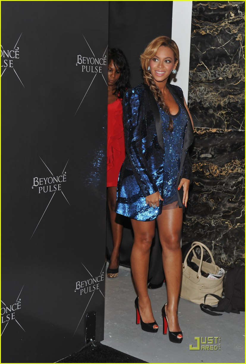 beyonce pulse launch 10
