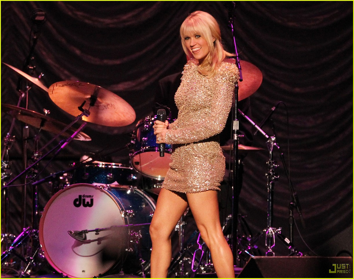 carrie underwood tony bennett staples center 03