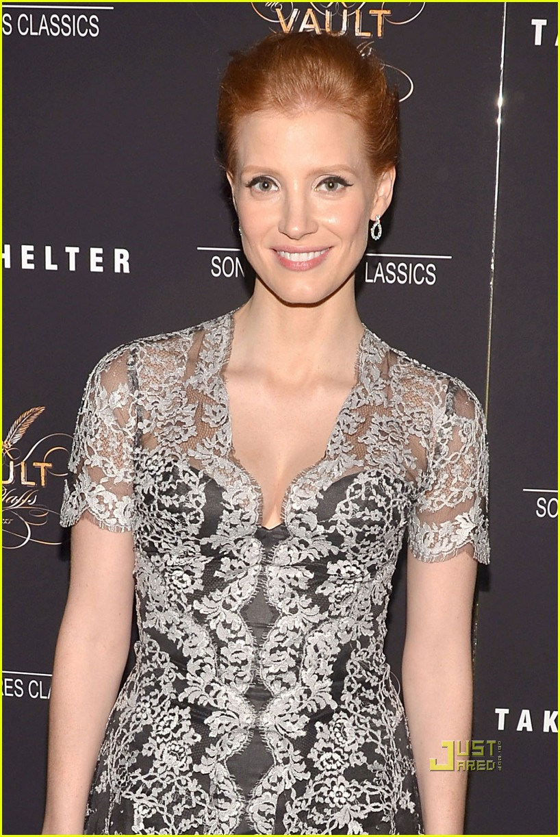 jessica chastain take shelter premiere 05