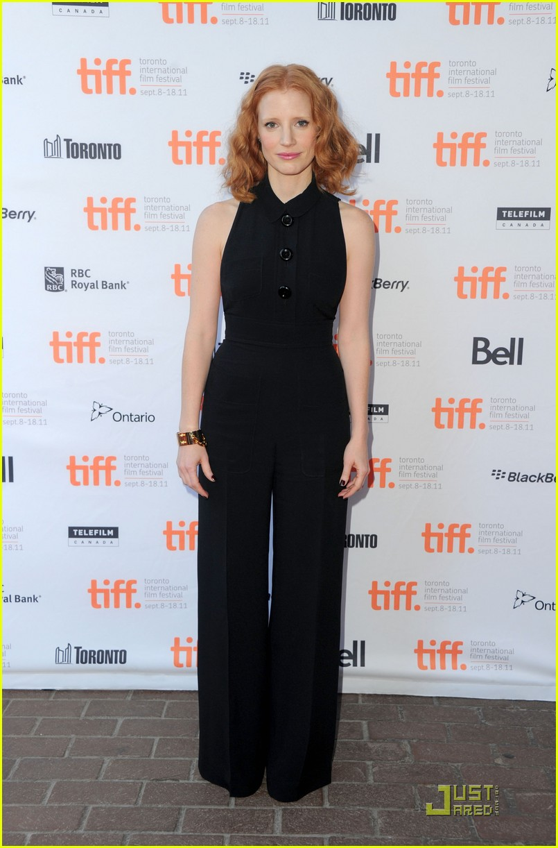 jessica chastain take shelter premiere tiff 012580728