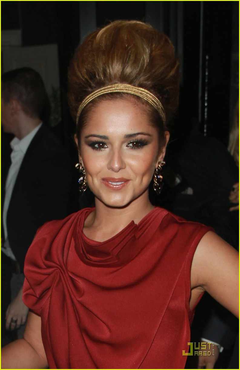 cheryl cole stylist pick party 08