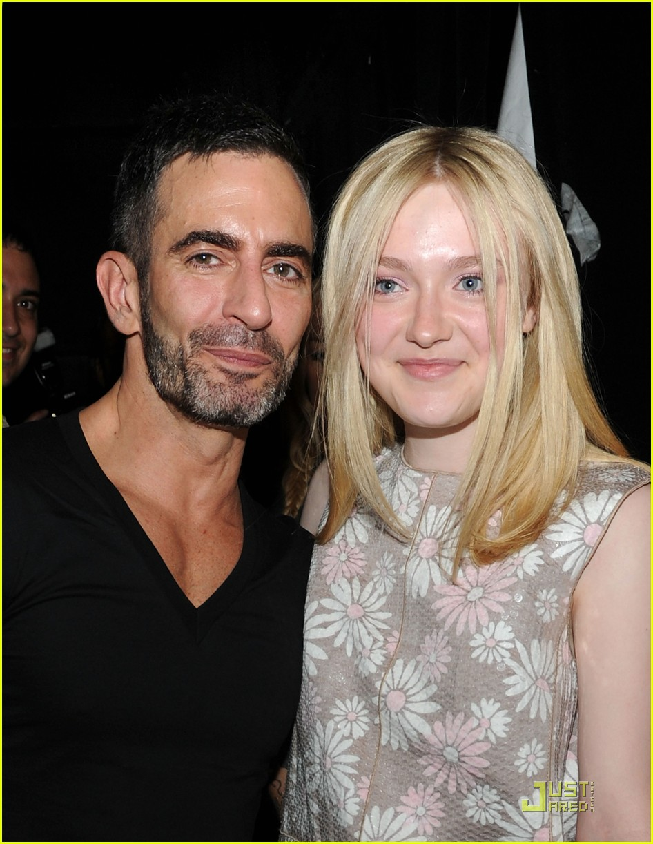 dakota fanning marc jacobs show after party 16