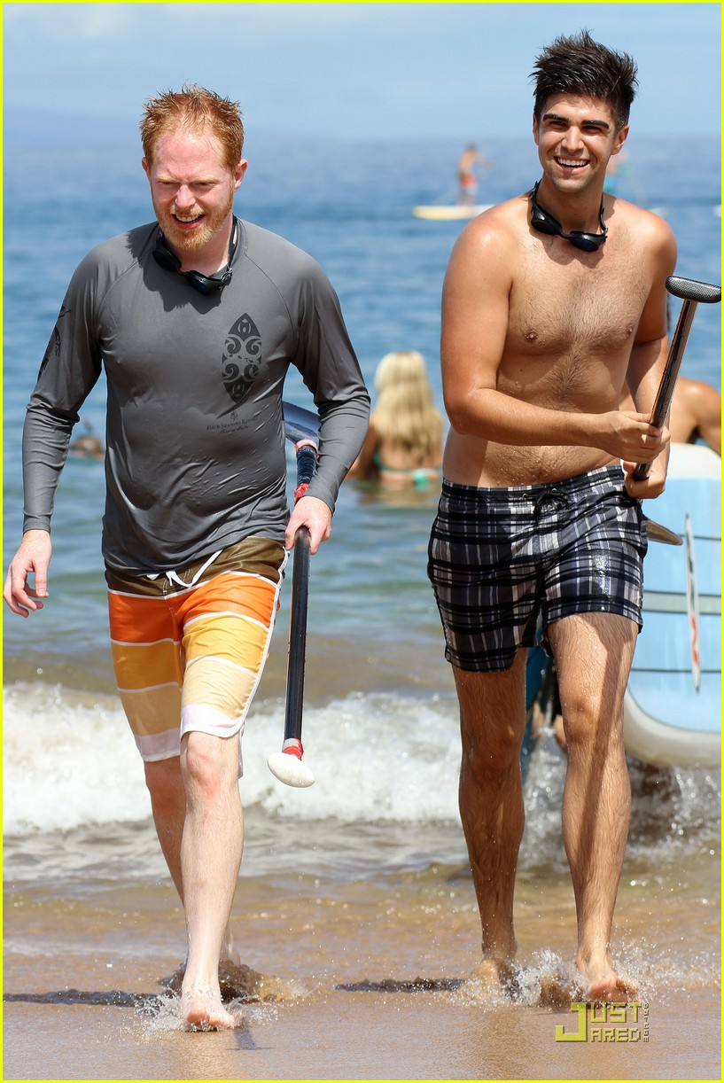 jesse tyler ferguson justin mikita venice 05