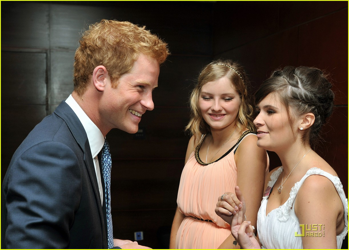 prince harry wellchild awards 09