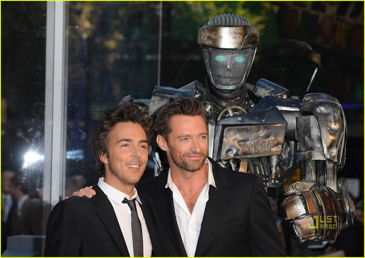 hugh jackman real steel uk premiere 03