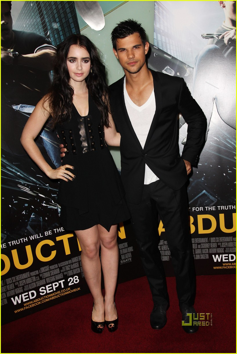 Lily Collins And Taylor Lautner Movies Lily Collins Taylor Lautner