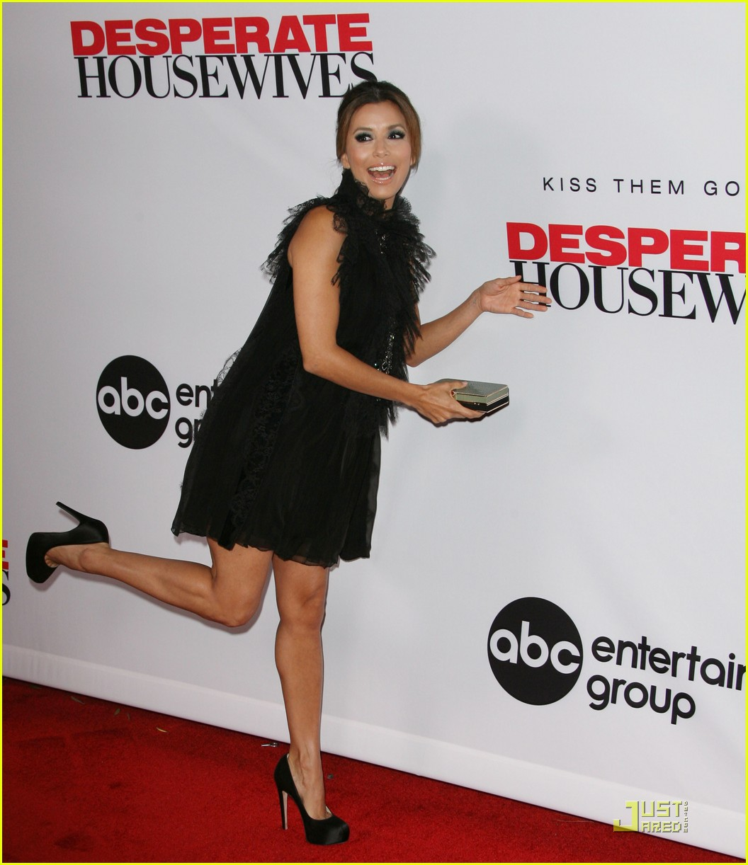 eva longoria desperate housewives final season party 012583147