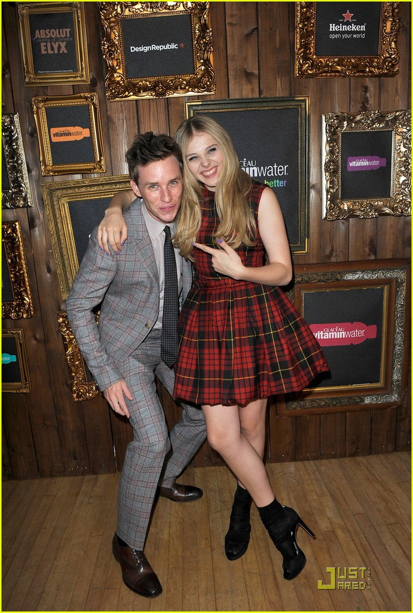 eddie redmayne vitaminwater party 072580438
