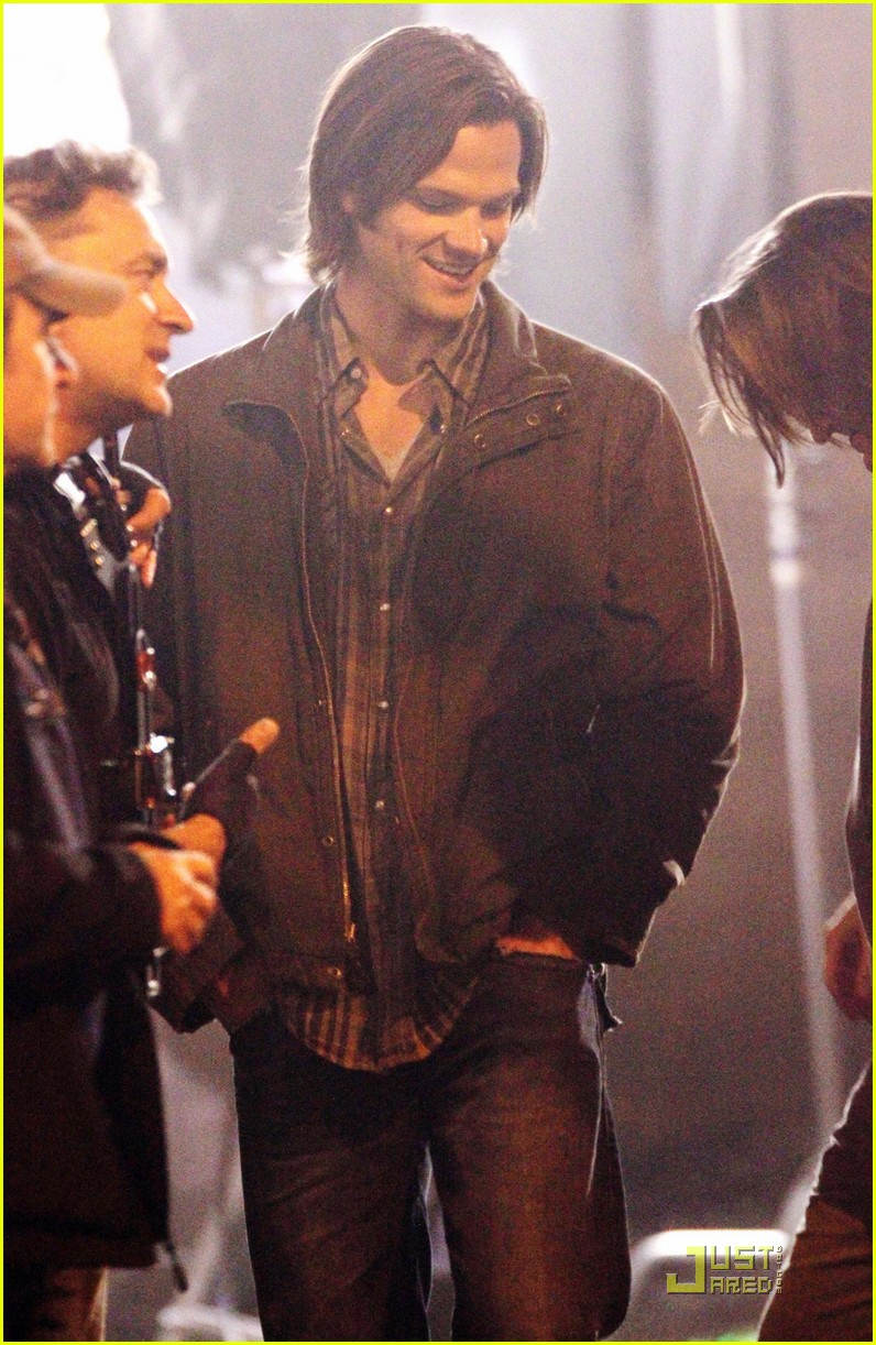jared padalecki night shoot 05