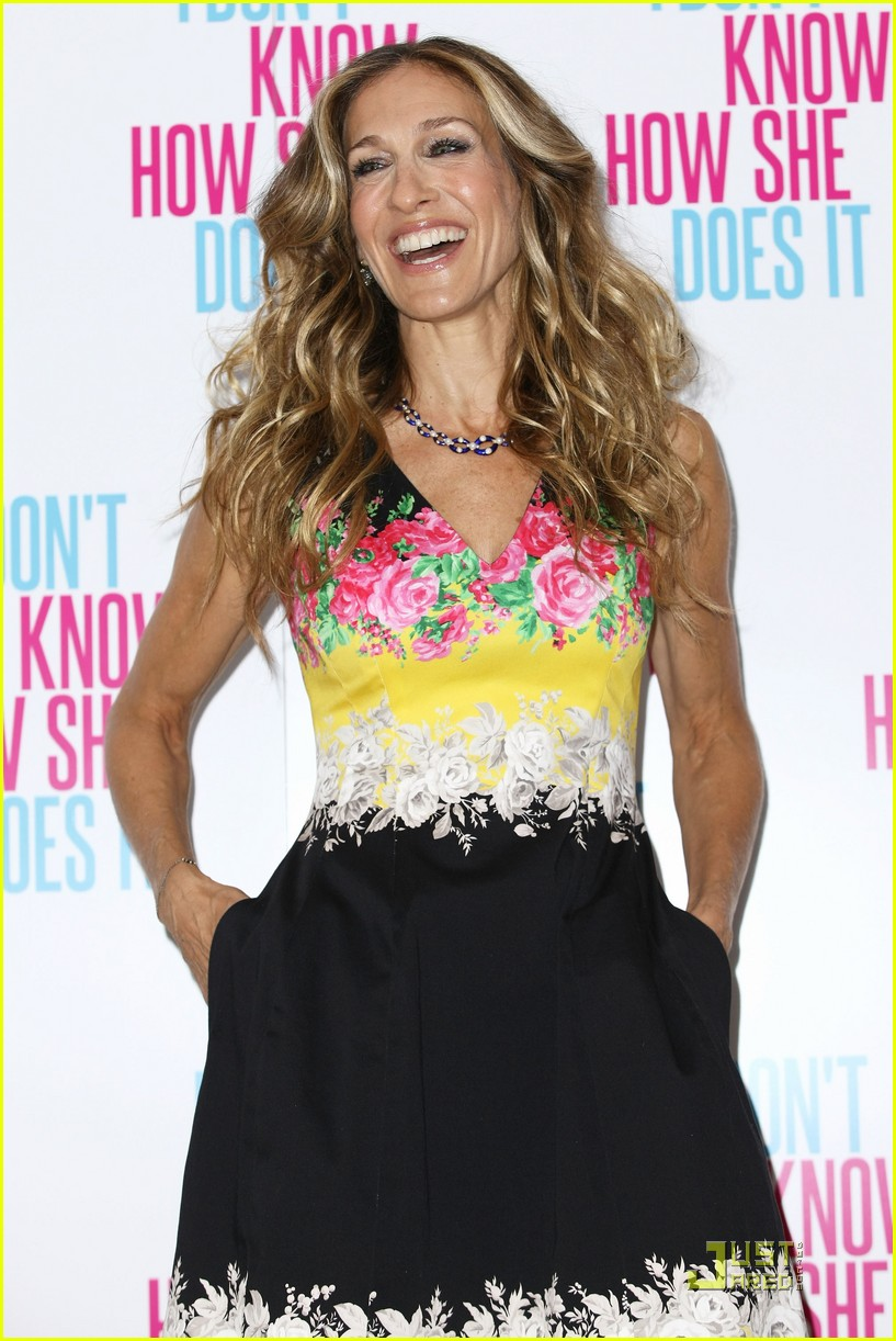 sarah jessica parker dont know london 132575519