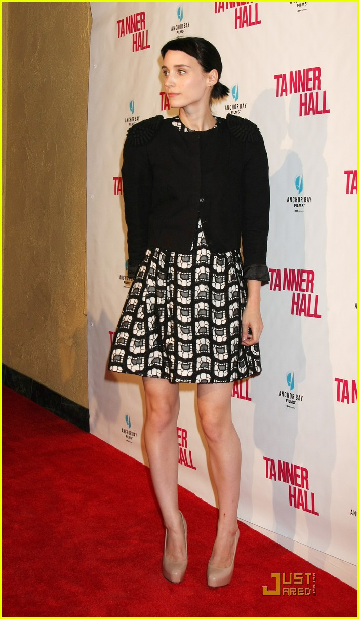 rooney mara tanner hall screening 01