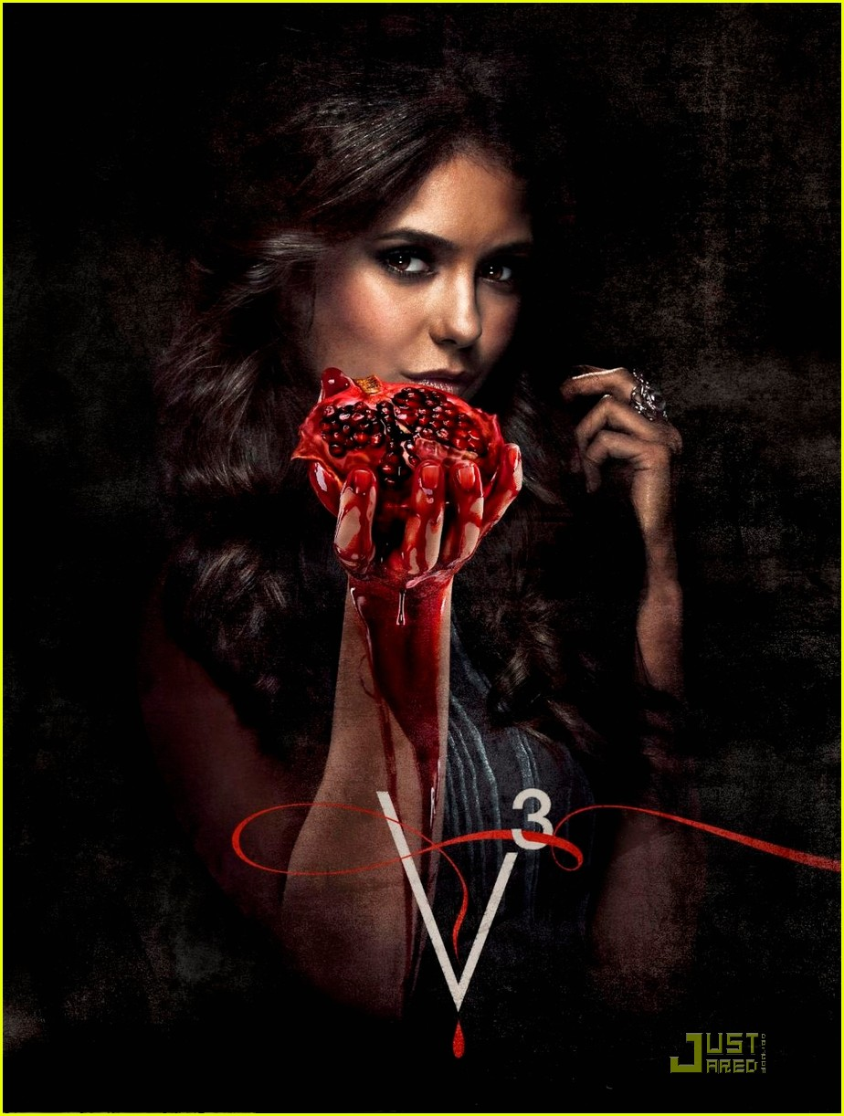 ian somerhalder nina dobrev vampire diaries promo pics 032577719