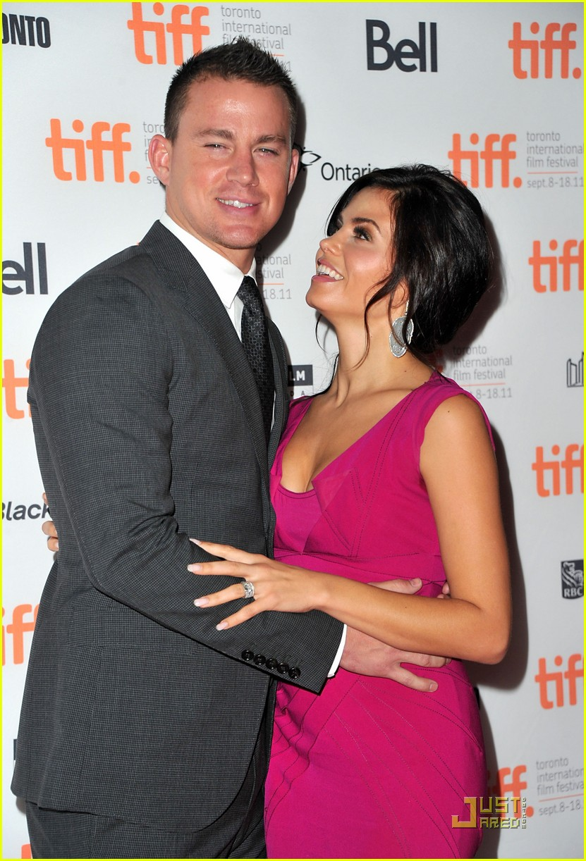 channing tatum ten days premiere 14