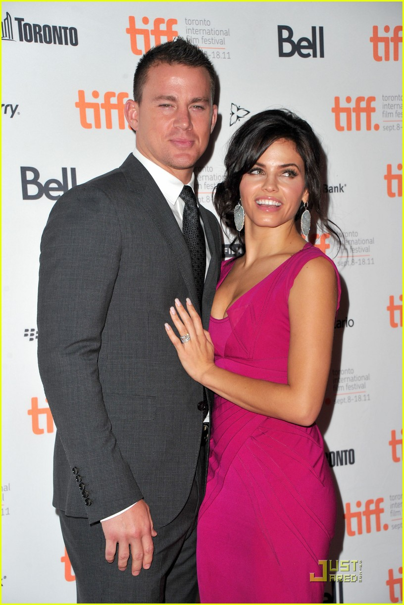 channing tatum ten days premiere 16