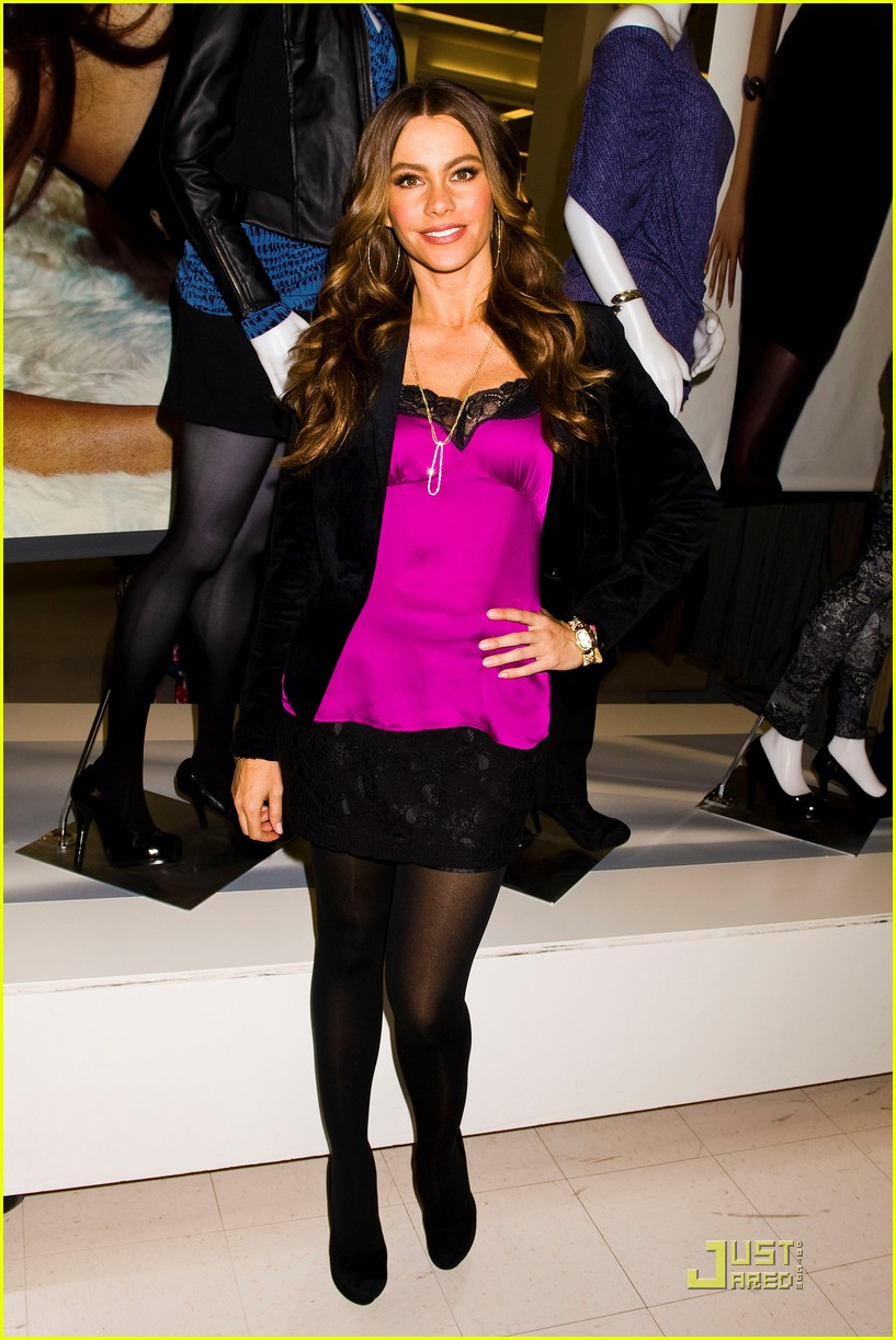 sofia vergara kmart clothing launch 102583120