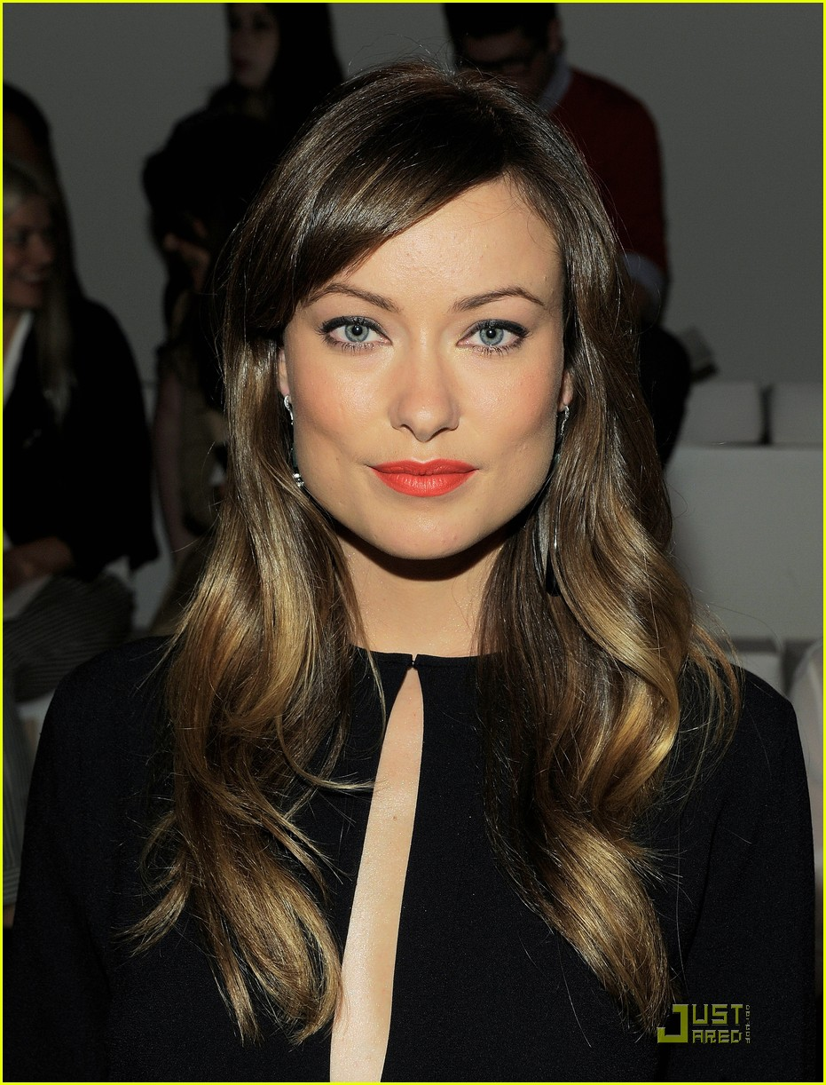 olivia wilde ralph lauren show 05
