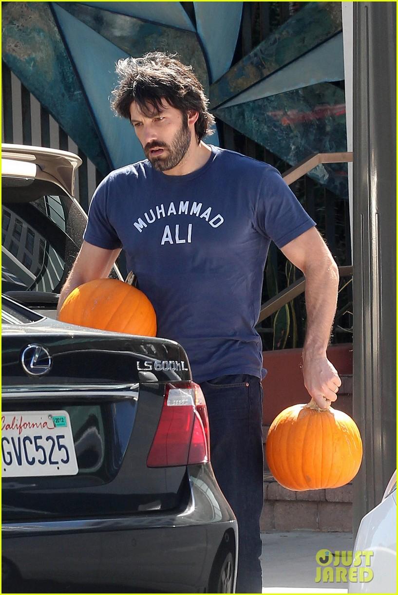 ben affleck jennifer garner pumpkins 17