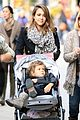 jessica alba out nyc family 04