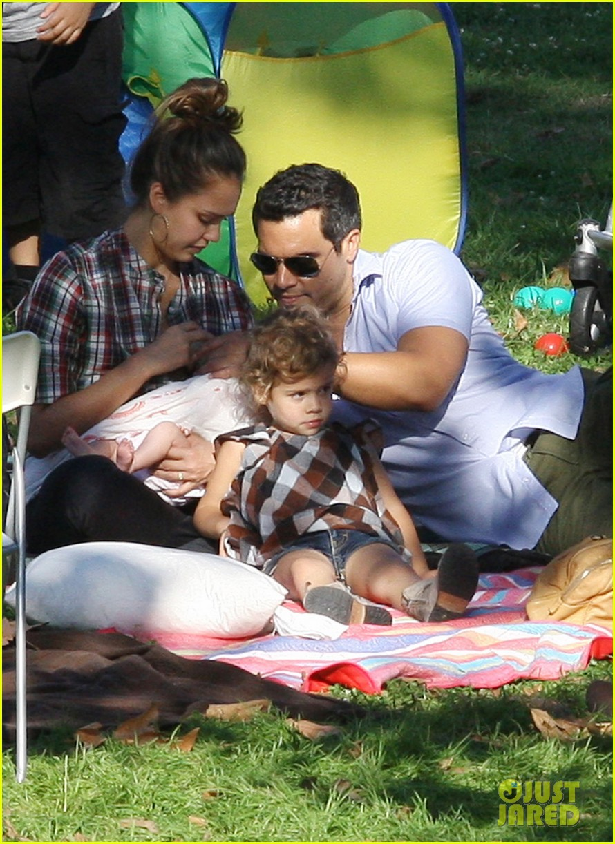 jessica alba birthday party 02