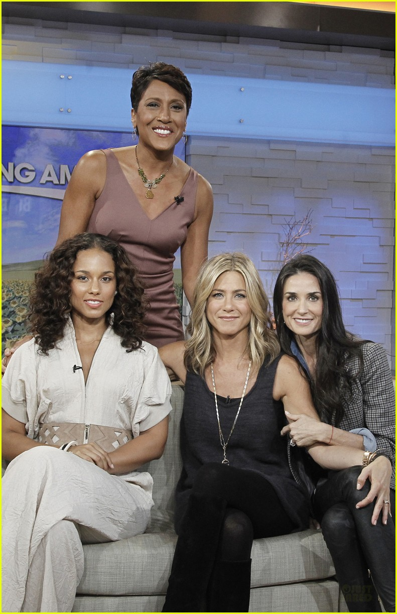 jennifer aniston demi moore alicia keys gma 01