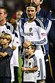 david beckham galaxy celebration with the boys 20