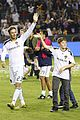 david beckham galaxy celebration with the boys 28