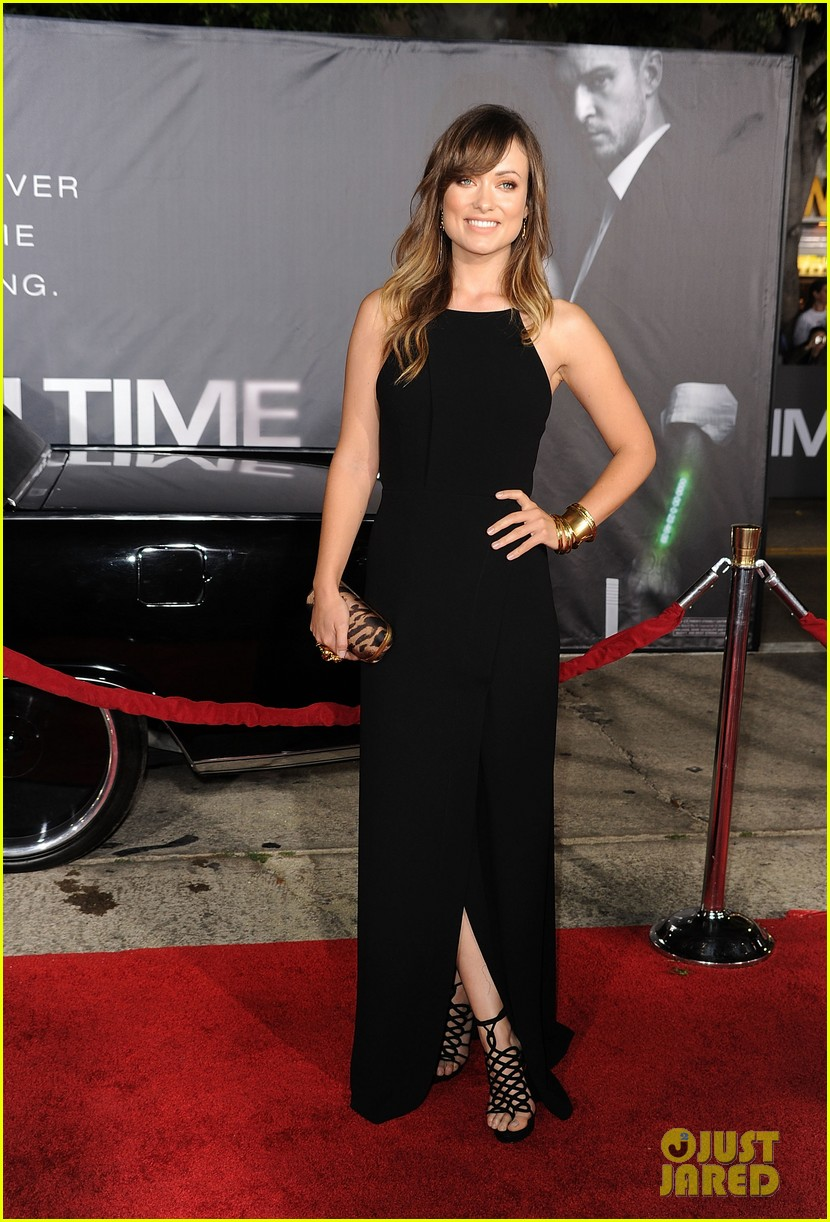 matt bomer in time la premiere with olivia wilde 05