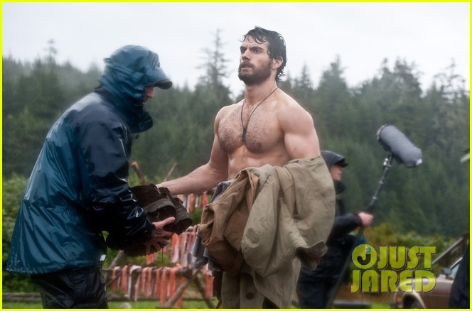 henry cavill superman set 03