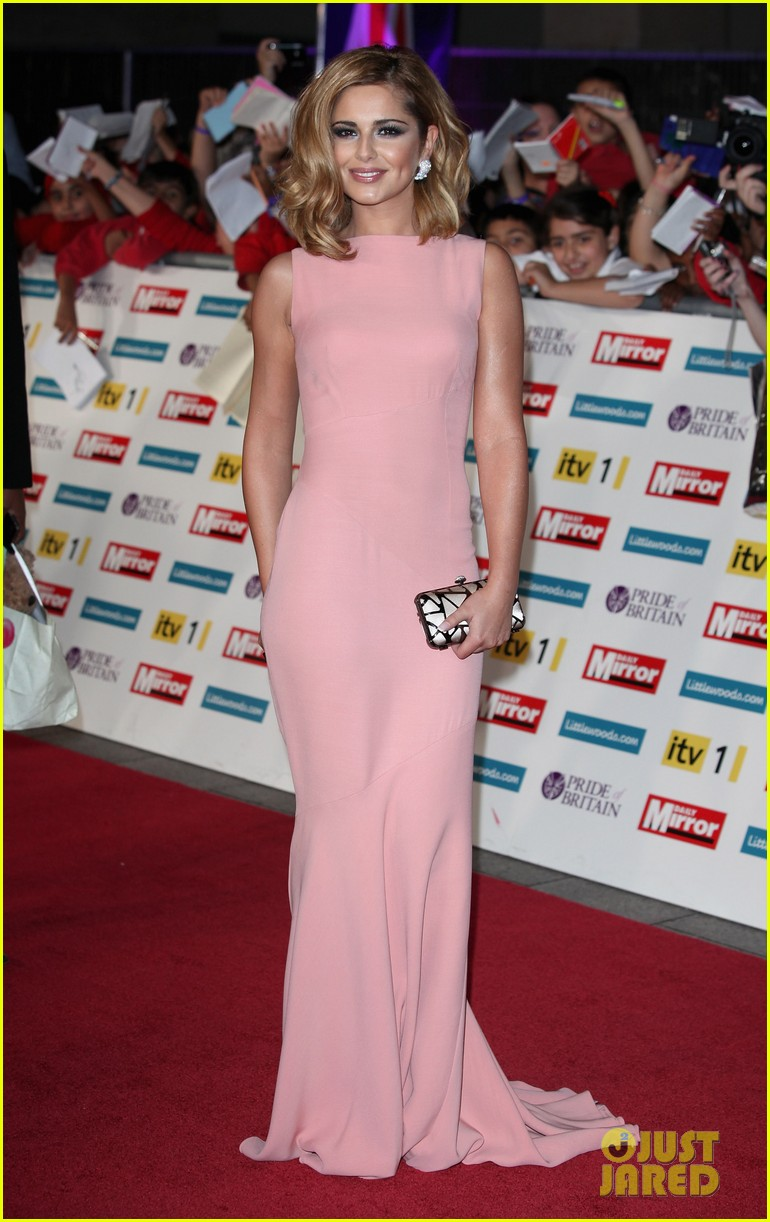 cheryl cole pride of britain awards 10