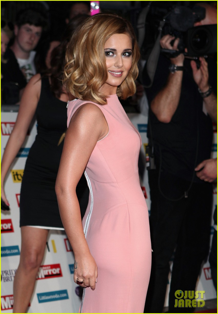 cheryl cole pride of britain awards 17