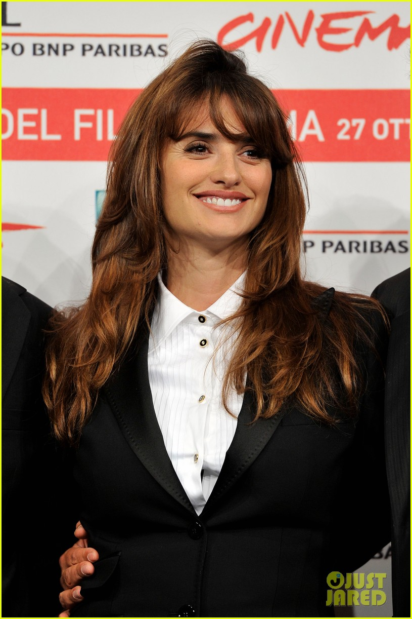 penelope cruz emile hirsch rome film festival 06
