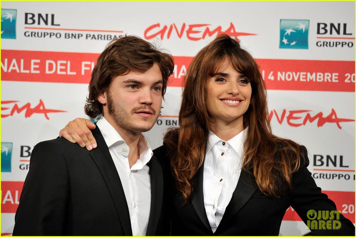 penelope cruz emile hirsch rome film festival 14