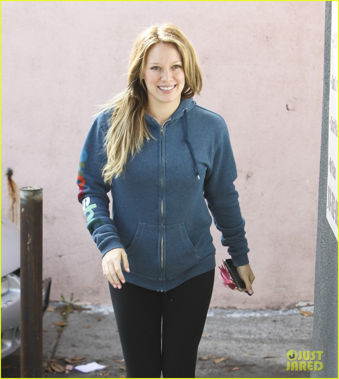 Hilary Duff: Post Baby Plans Revealed!: Photo 2592334 ... Hilary Duff Mean