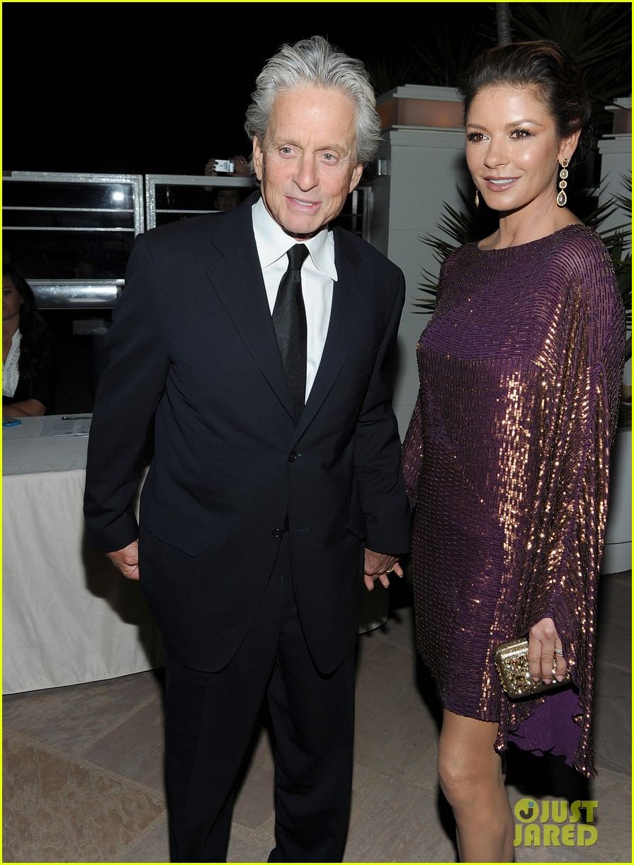 catherine zeta jones michael douglas sbiff 052589771