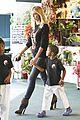 heidi klum kids karate class 14