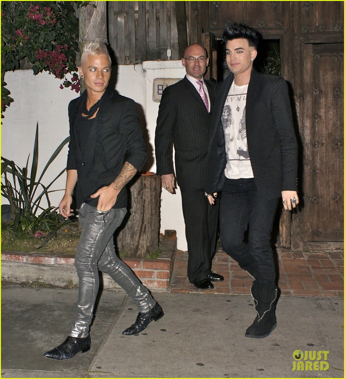 adam lambert sauli koskinen little door 022593767