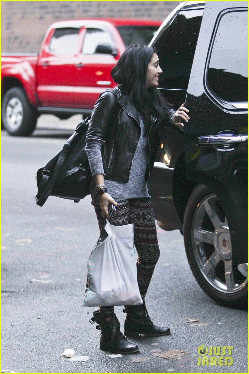 lourdes leon celebrates birthday in nyc 05