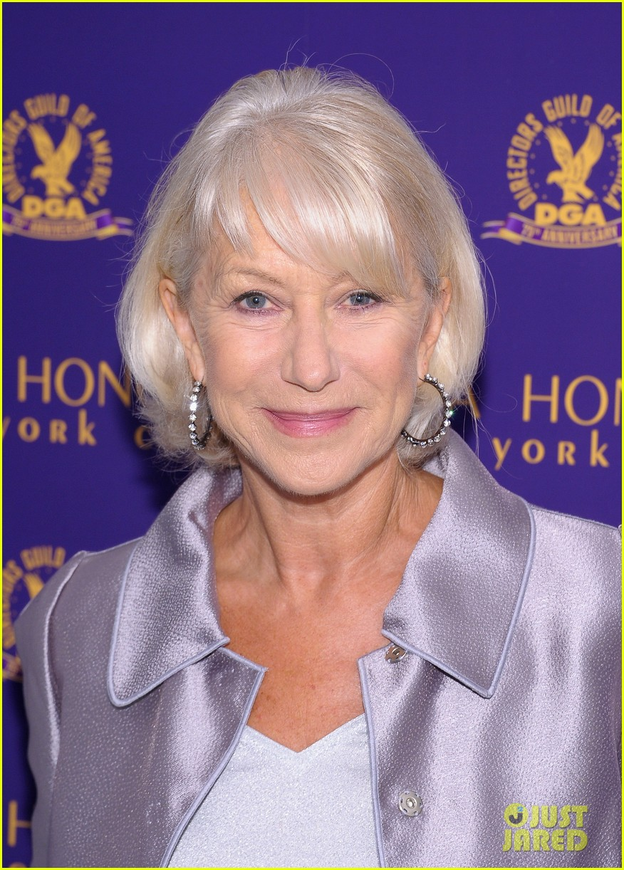 helen mirren taylor hackford dga honors 012589600
