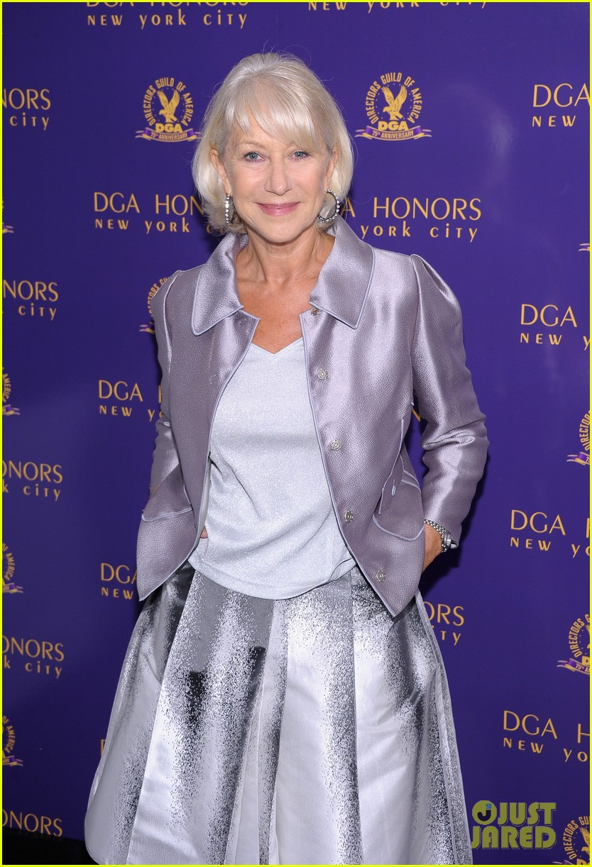 helen mirren taylor hackford dga honors 022589601
