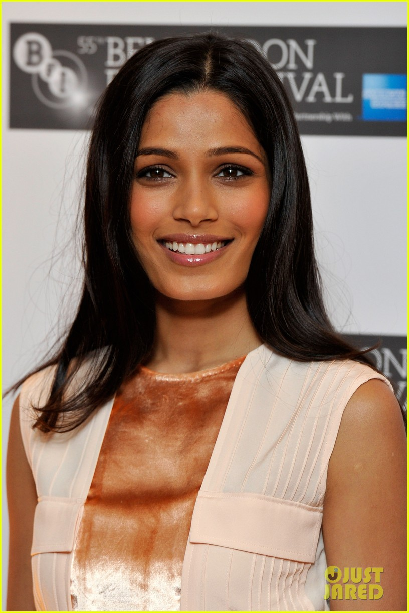 Freida Pinto: 'Trishna' Photo Call at London Film Festival! Freida Pinto