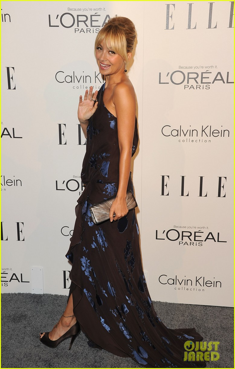 nicole richie elle women in hollywood tribute 04