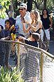 leann rimes eddie cibrian zoo day 28