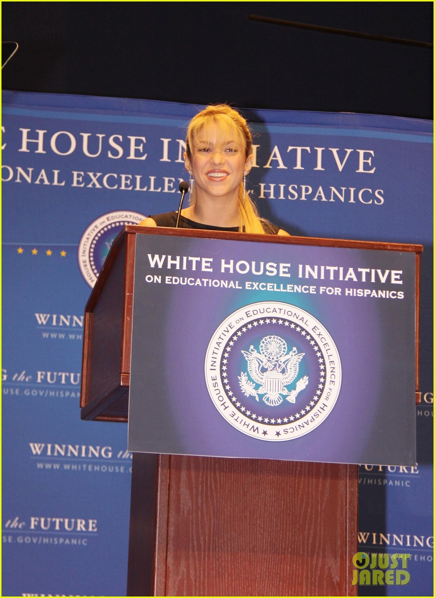 shakira white house initiative 02