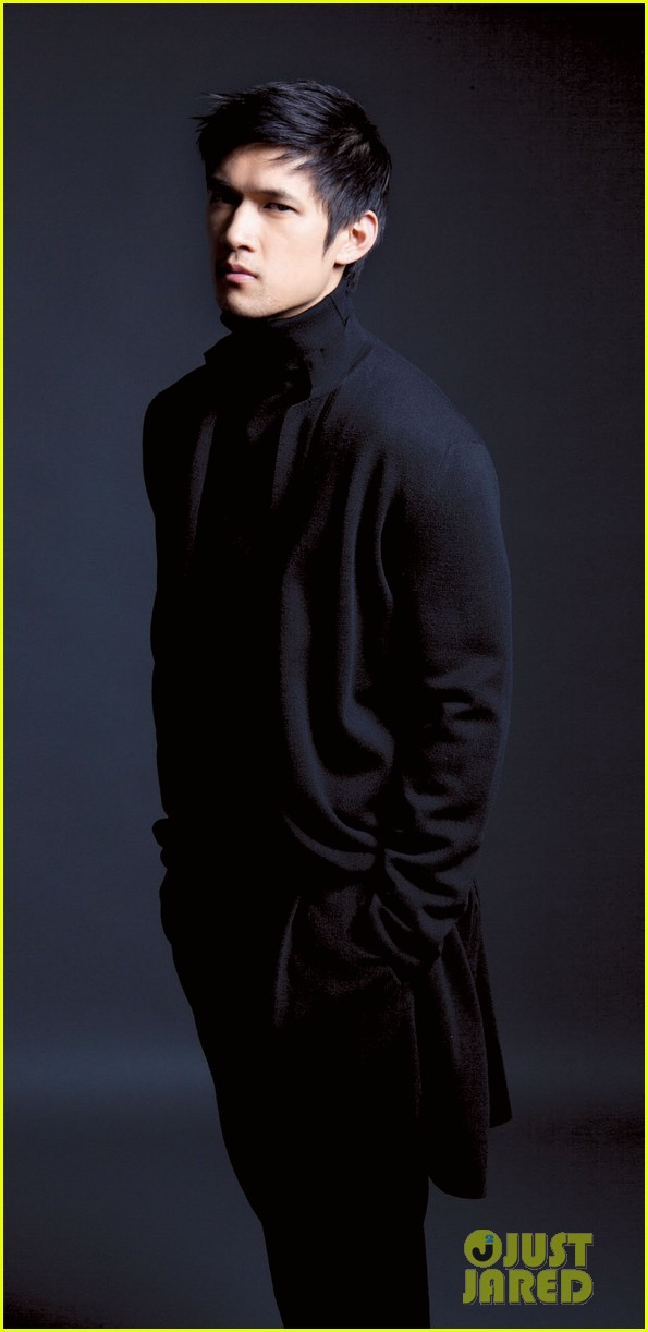 harry shum jr shirtless da man 03