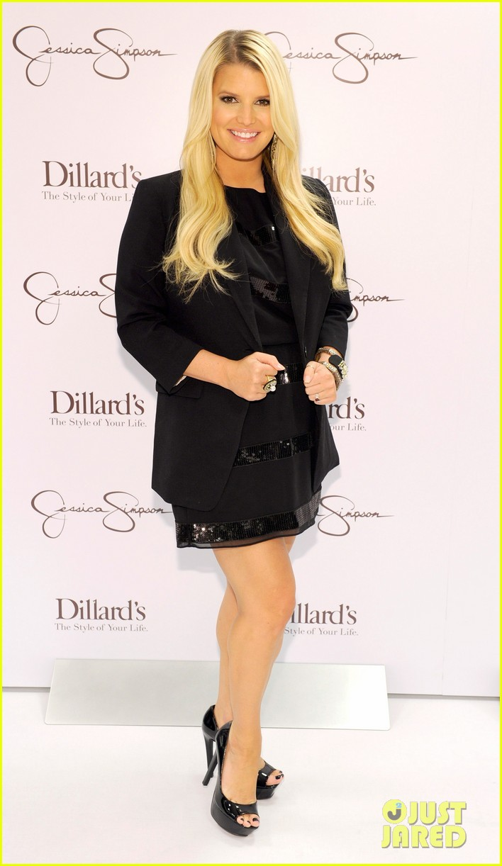 jessica simpson dillards new orleans 05