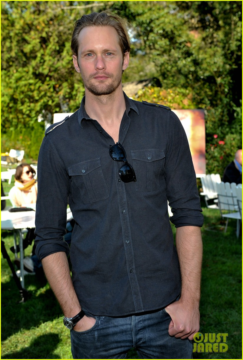 alexander skarsgard hamptons film festival breakthrough performer 02