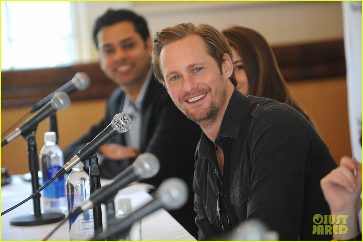 alexander skarsgard hamptons film festival breakthrough performer 042590365