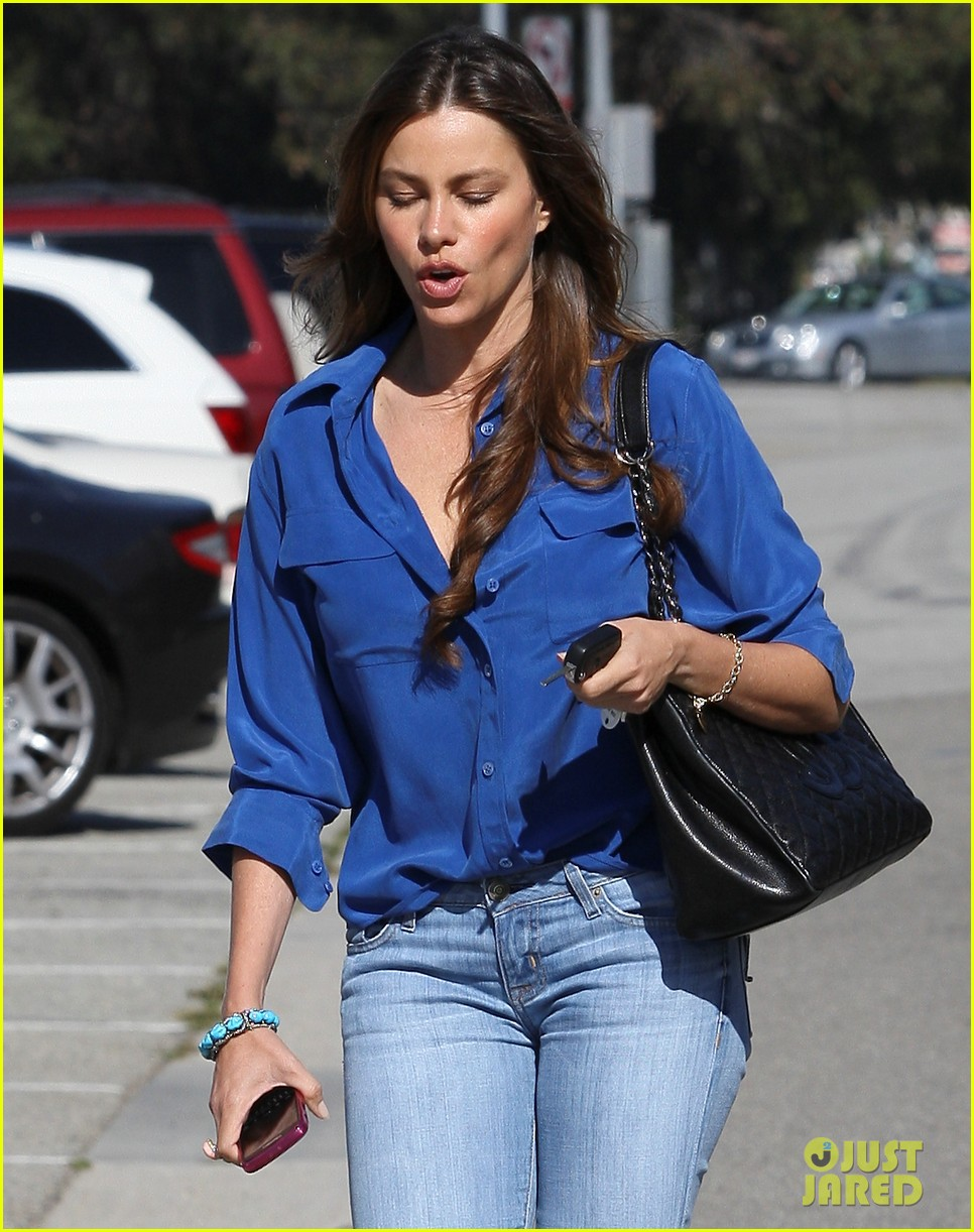 sofia vergara parking ticket blues 11