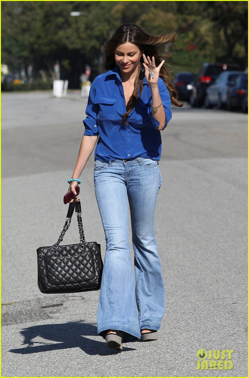 sofia vergara parking ticket blues 14