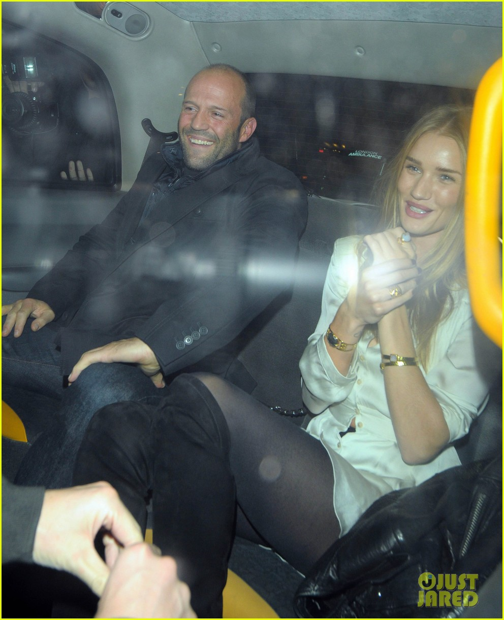 rosie huntington whiteley jason statham nobu lovers 07